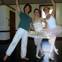 Nutcracker workshop