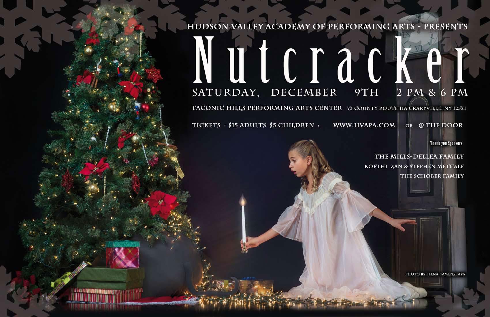 Hudson Valley Academy of Performing Arts - 2017 Nutcracker