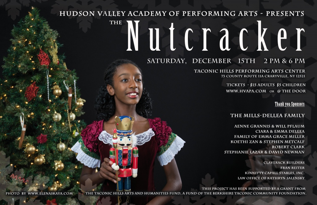 Hudson Valley Performing Arts Nutcracker 2018